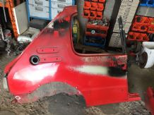peugeot 205 1.6 / 1.9 gti Drivers O/s/r Quarter Panel Cut Red